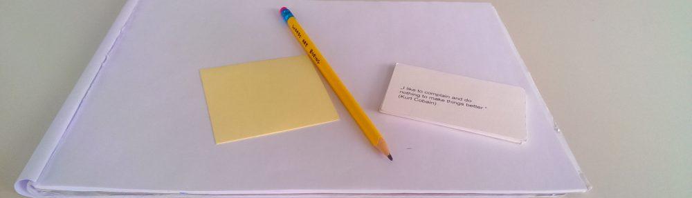 Die Schreibpraxis